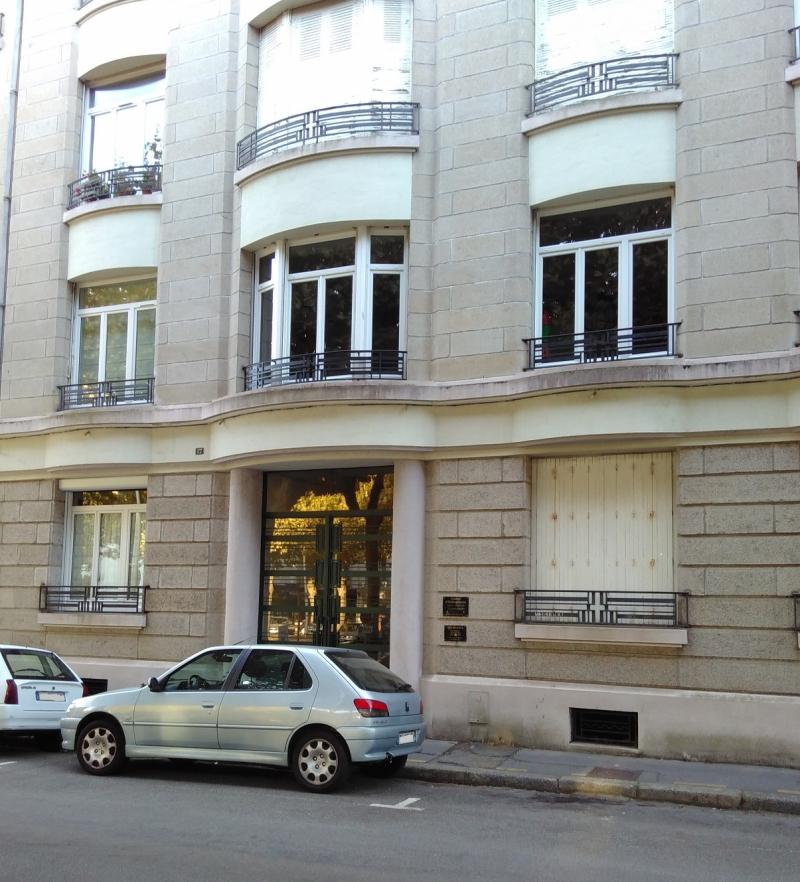 Immeuble bureau