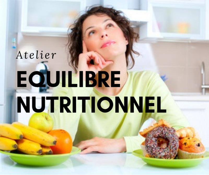 Atelier équilibre nutritionnel